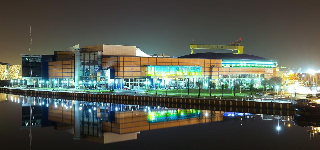 Odyssey Arena From Bridge2