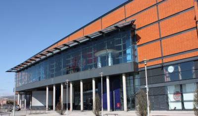 Odyssey Pavilion Edit